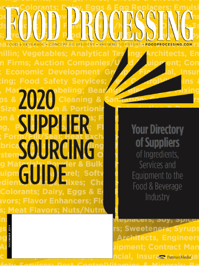 Food Processing Suppliers Sourcing Guide