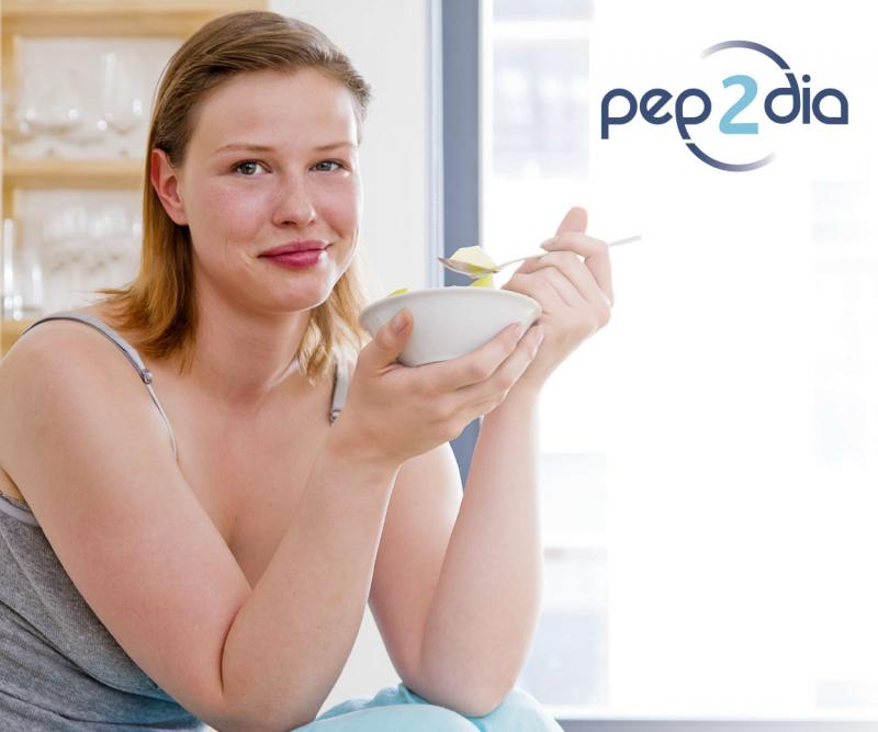 Pep2Dia dairy bioactive for blood sugar management