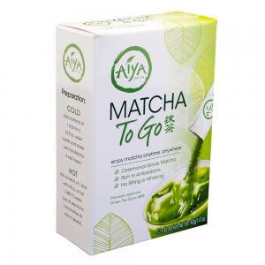 Matcha to Go Stick-Packs | Aiya-America