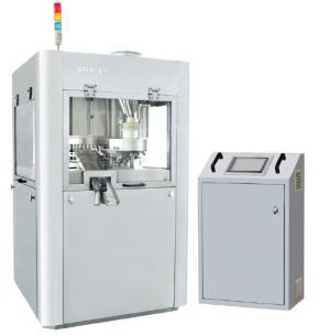 GZPD series Tablet Press Machine - GZPD series - hljg