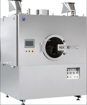 BG Series High Efficiency Coating Machine - BG series - hljg