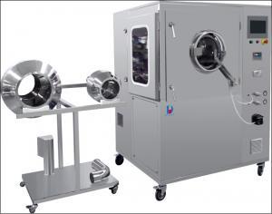 HBG Series exchangeable drum coating machine - HBG series - hljg