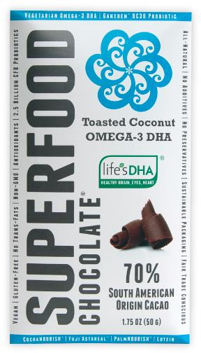 Toasted Coconut Omega-3