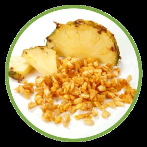 Pineapple - MicroDried & IQF