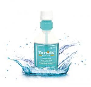 Turmix Mouthwash- Best Mouth wash for Gingivitis, Bad Breath, mouth disease, Periodontits, natural Anti plaque mouthwash , curcumin mouthwash