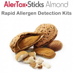 AlerTox Sticks Almond: Rapid testing for anitgens