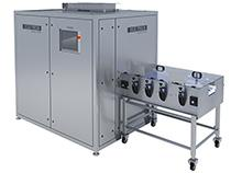 R1000H Pellet-to-Slice Reformer   Dry Ice Blasting and Dry Ice Production Equipment by Cold Jet