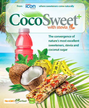 CocoSweet+ with Stevia
