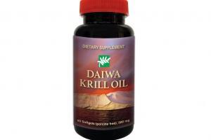 DAIWA KRILL OIL