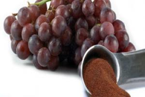 Grape Seed Extract 95% Proanthocyanidins Powder