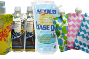 Liquid and Spouted Stand Up Pouches   Beverage Flexible Packaging