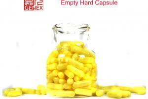Gastric Empty Hard Gelatin Capsule Manufacturers and Suppliers - Organic, Kosher, Halal, Price - Genex Bio-Tech