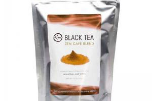 Black Tea Zen Café Blend (1kg Bag) | Aiya-America