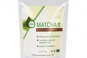 Cooking Grade Matcha (100 gram Bag)   Aiya-America