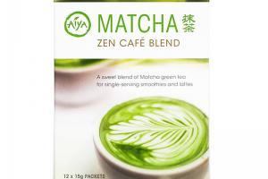 Matcha Zen Café Blend   Aiya-America