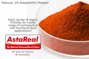 AstaReal 2% Astaxanthin Powder