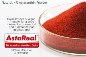AstaReal 4% Astaxanthin Powder