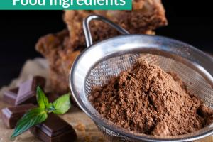 Powders & Flakes - CAIF - Concentrated Active Ingredients & Flavors - CAIF