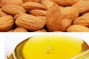 Almond oil - Staherb Natural Ingredients-Chlorogenic acid corosolic acid Icariin Amygdalin Ursolic acid Laetrile