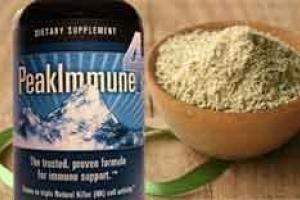 PEAKIMMUNE4 IMMUNE COMPLEX - Daiwa Health Development, Inc.