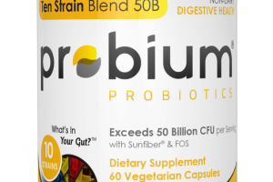 Probium® - What's in your gut?® | Ten Strain Blend 50B