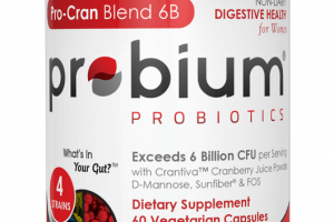 Probium® - What's in your gut?® | Pro-Cran Blend 6B with Crantiva™ Cranberry Juice Powder & D-Mannose