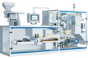 270 series blister packing machine - blister packing machine - hljg