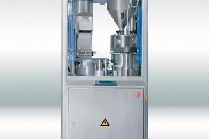 Capsule filler machine - single line - hljg