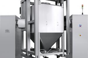 HZD series Hopper Mixer - HZD series - hljg
