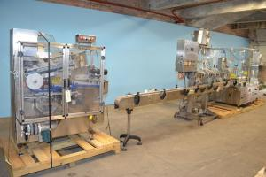 2007 Capmatic 60 CPM Nasal Spray Filling Line