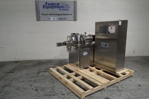 50 Liter Diosna High Shear Mixer, S/S, Model P50
