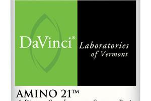 Amino 21, Amino Acid Formulas