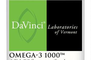 Omega-3 1,000 - Essential Fatty Acids