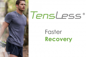 TensLess - faster recovery - sports nutrition