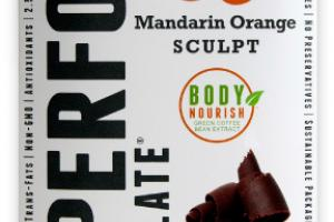Mandarin Orange Sculpt