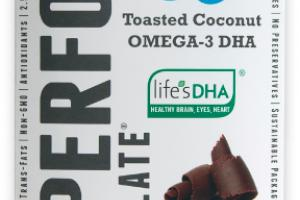 Toasted Coconut Omega-3