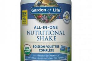 All-In-One Nutritional Shake | Informed Choice