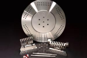 Encapsulation Parts - Natoli Engineering and Carlisle Precision