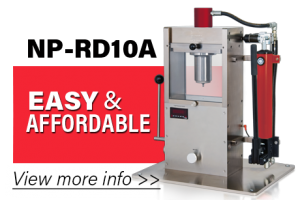 Research and Development Tablet Presses >> Natoli Engineering