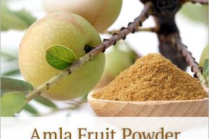 Amla Fruit Powder (organic) - Nutra Organics