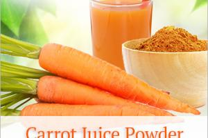 Carrot Juice Powder (organic)