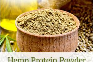 Hemp Protein Powder 45% (organic)