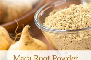 Maca Root Powder (organic) - Nutra Organics