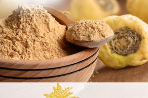 Organic Maca Root Powder with superior Glucosinolate content