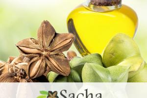 SachaOmega® Organic Sacha Inchi Oil - Signature Ingredient
