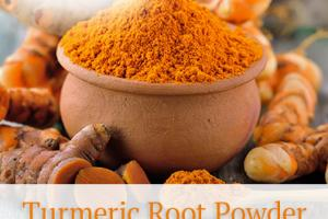Turmeric Root Powder (organic)