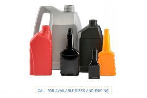 PGS   Plastic Automotive Bottles