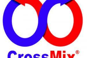 CrossMix Fluidizing Mixer