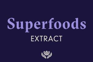 Peruvian Nature offers a variety of superfoods in extract form for your company.