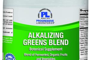 Progressive Laboratories :: Antioxidants :: Alkalizing Greens Blend